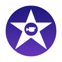 128x128px size png icon of iMovie