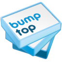 128x128px size png icon of Bump Top