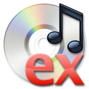 128x128px size png icon of CDex