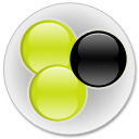 128x128px size png icon of DC plus plus