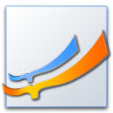 128x128px size png icon of Foxit Reader