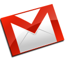 128x128px size png icon of Gmail