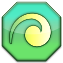 128x128px size png icon of Video mp3 Extractor