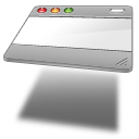 128x128px size png icon of Yz Shadow Mac