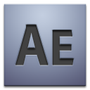 128x128px size png icon of Adobe After Effects CS 4