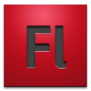 128x128px size png icon of Adobe Flash CS 4