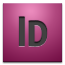 128x128px size png icon of Adobe InDesign CS 4