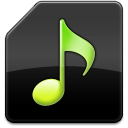128x128px size png icon of AoA Audio Extractor