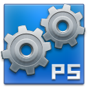 128x128px size png icon of PS Tray Factory