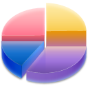 128x128px size png icon of Partition Magic
