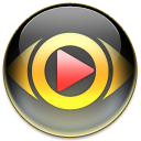 128x128px size png icon of PowerDVD