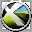 128x128px size png icon of QuarkXPress 8
