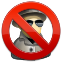 128x128px size png icon of SUPERAntiSpyware