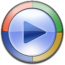 128x128px size png icon of Windows Media Player 10