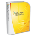 128x128px size png icon of Office Project Standard