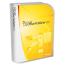 128x128px size png icon of Office Publisher