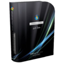 128x128px size png icon of Vista Ultimate Signed Edition