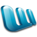 128x128px size png icon of Word Mac