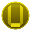 128x128px size png icon of Outlook Circle Colour