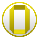 128x128px size png icon of Outlook Circle