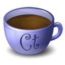 128x128px size png icon of Coffee Contribute
