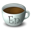 128x128px size png icon of Coffee Encore