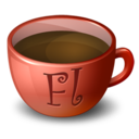 128x128px size png icon of Coffee Flash