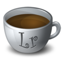 128x128px size png icon of Coffee Lightroom