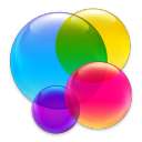 128x128px size png icon of gamecenter