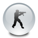 128x128px size png icon of Counter Strike