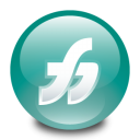 128x128px size png icon of Macromedia Freehand