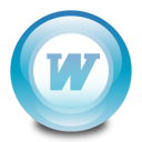 128x128px size png icon of Microsoft Word