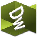 128x128px size png icon of Dreamweaver 1