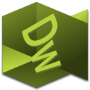 128x128px size png icon of Dreamweaver 2