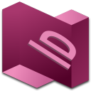128x128px size png icon of InDesign 2