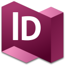 128x128px size png icon of InDesign 3