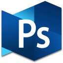 128x128px size png icon of Photoshop Extended 3