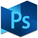 128x128px size png icon of Photoshop Extended 4