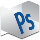 128x128px size png icon of Photoshop Standard