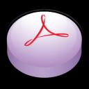 128x128px size png icon of Adobe Acrobat 7