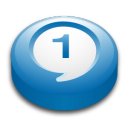 128x128px size png icon of Real One