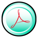 128x128px size png icon of Adobe Acrobat Distiller CS 2