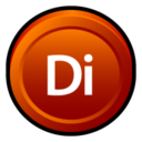 128x128px size png icon of Adobe Director CS 3