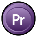128x128px size png icon of Adobe Premiere CS 3