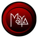 128x128px size png icon of Maya