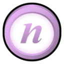 128x128px size png icon of Microsoft Office Onenote