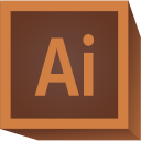 128x128px size png icon of Adobe Illustrator CC