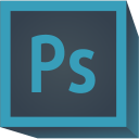 128x128px size png icon of Adobe Photoshop CC
