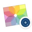 128x128px size png icon of iPhoto