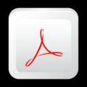 128x128px size png icon of Adobe Acrobat CS 3